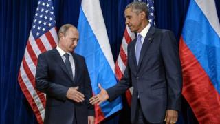 Τηλεφωνική επικοινωνία Ομπάμα-Πούτιν για τη Συρία