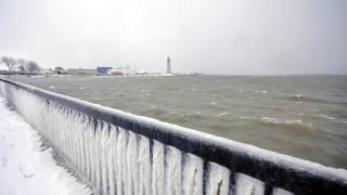 ΗΠΑ: Άγιος Βαλεντίνος από τον καταψύκτη