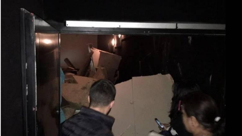 Iσπανία: 6 τραυματίες από κατάρρευση οροφής κινηματογράφου