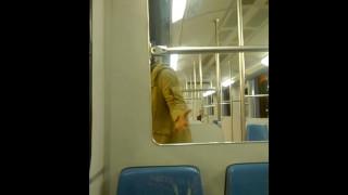 Ρατσιστική συμπεριφορά security σε Αφρικανό επιβάτη του ΗΣΑΠ