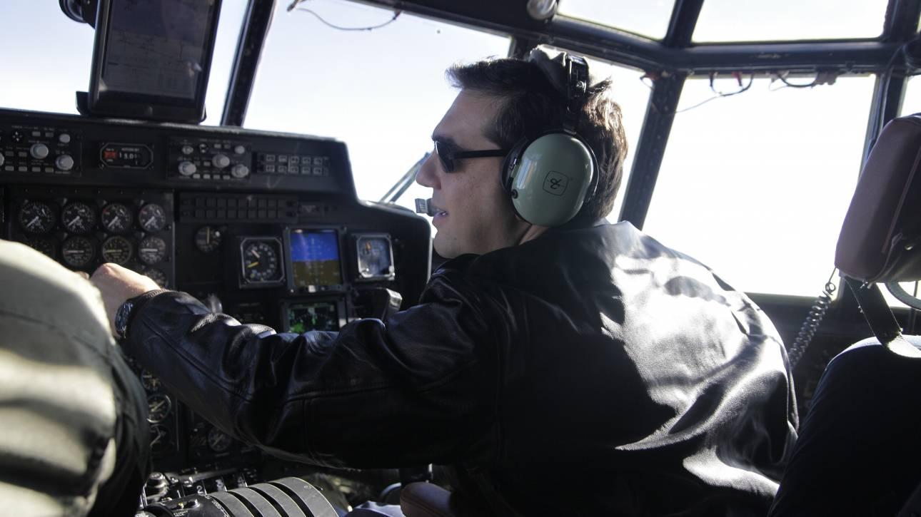 Απαγόρευσαν οι Τούρκοι στο αεροπλάνο του Τσίπρα να προσγειωθεί στη Ρόδο