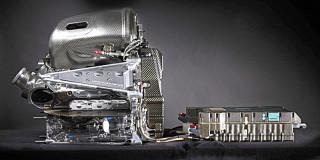 H Μercedes παρουσίασε τον V6 των 1.600 κυβικών με τον οποίο κυριάρχησε στη F1