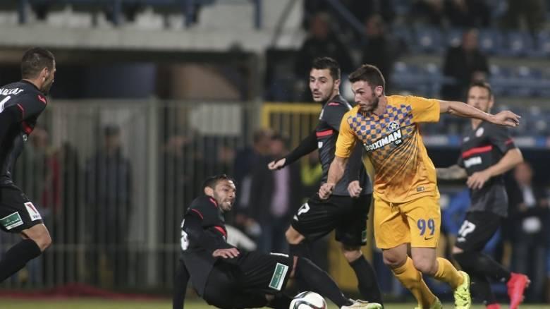 Ξάνθη-Αστέρας Τρίπολης: 0-0