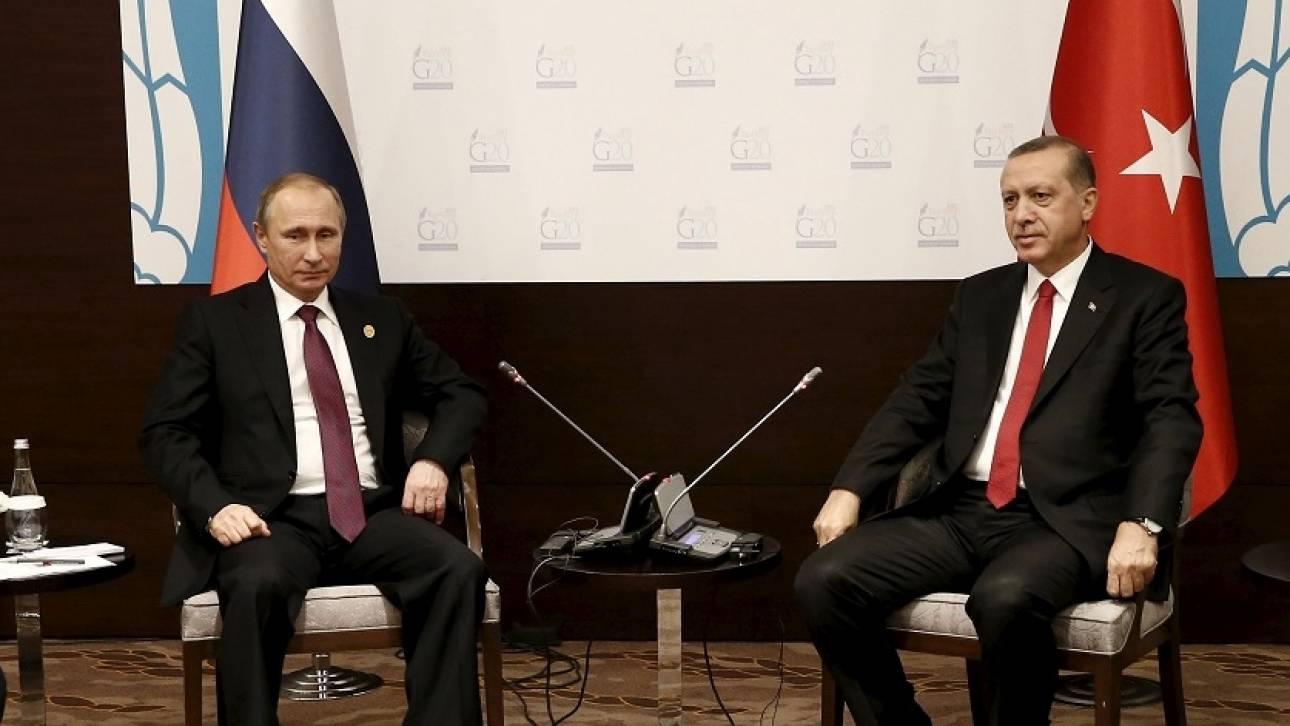 Η Ρωσία προσφεύγει στο Συμβούλιο Ασφαλείας για την εμπλοκή της Τουρκίας στη Συρία