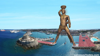 Kolossos: Ένα κολοσσιαίο project, «φάρος» ελπίδας στο λιμάνι της Ρόδου