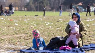 Προσφυγικό: Αγωνιούν οι κάτοικοι της Ειδομένης για το κλείσιμο των συνόρων