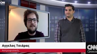 Άγγελος Τσιάρας: Ο Έλληνας που ανακάλυψε την υπερ-Γη