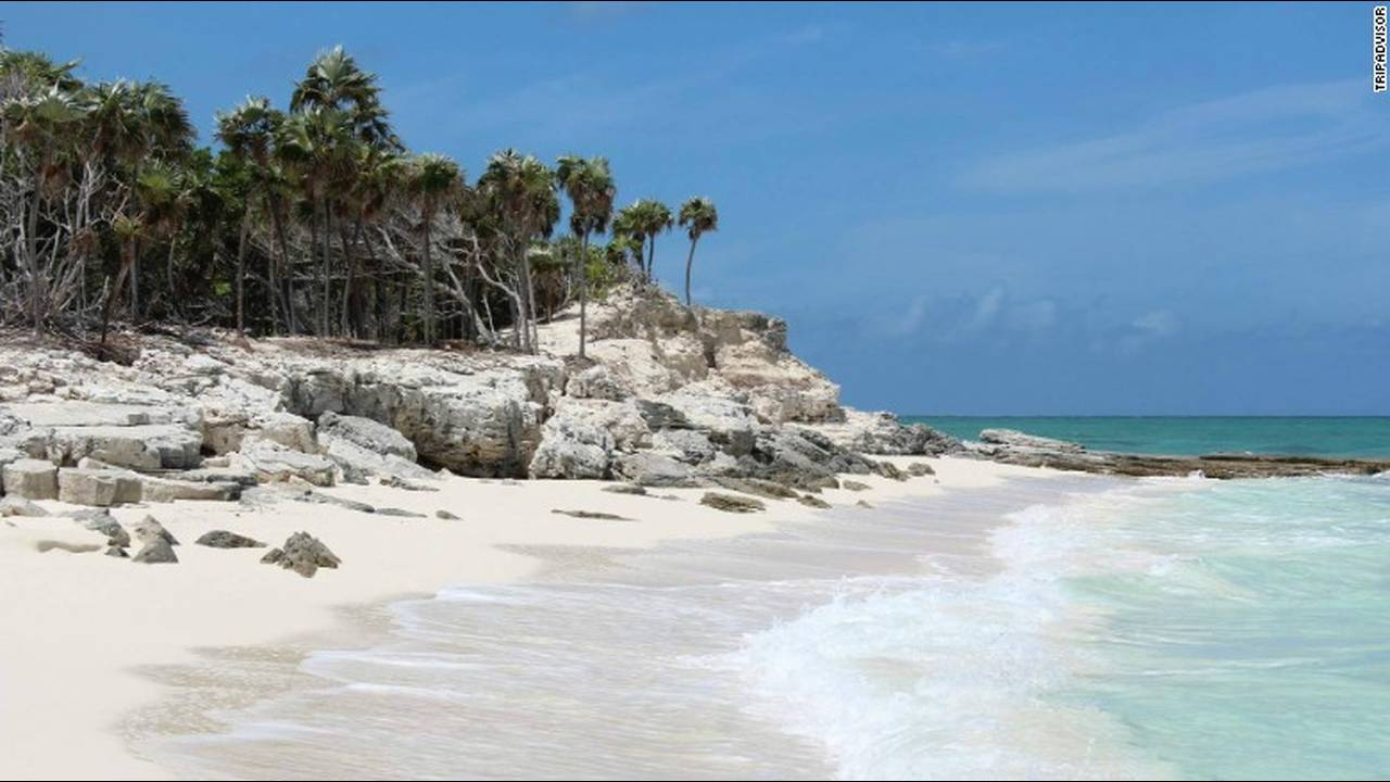 Grace Bay Providenciale/Τερκς και Κέικος (Νησιά στην Καραϊβική)