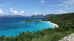 Μaho Βeach Cruz Bay/ Παρθένες Νήσους