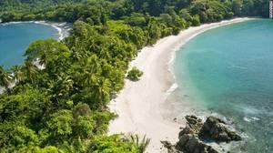Playa Manuel Antonio/Εθνικό Πάρκο Κόστα Ρίκα