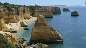 Praia Da Marinha Carvoeiro/Πορτογαλία