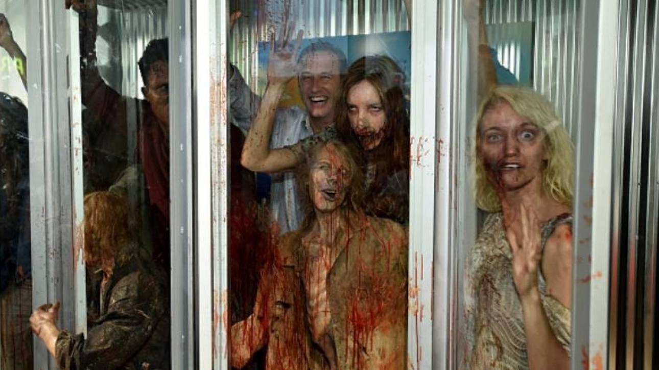 Το Walking Dead προκάλεσε «συναγερμό»
