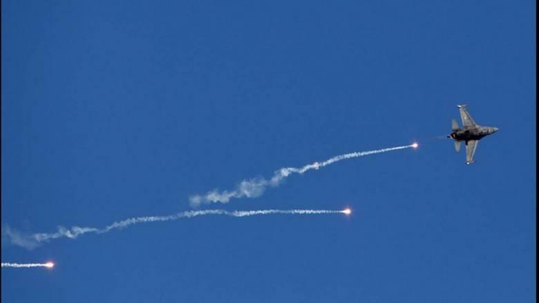 Χωρίς σχέδιο πτήσης πέταξε τουρκικό αεροσκάφος πάνω από το Κουνελονήσι