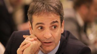 Σειρά επαφών Μητσοτάκη στη Σύνοδο Κορυφής του Ευρωπαικού Λαικού Κόμματος
