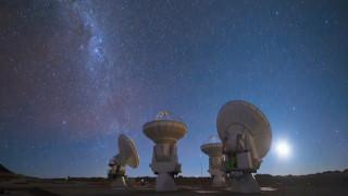 Ταξίδι στο χρόνο: Το πανίσχυρο τηλεσκόπιο που «ταξιδεύει» στο παρελθόν