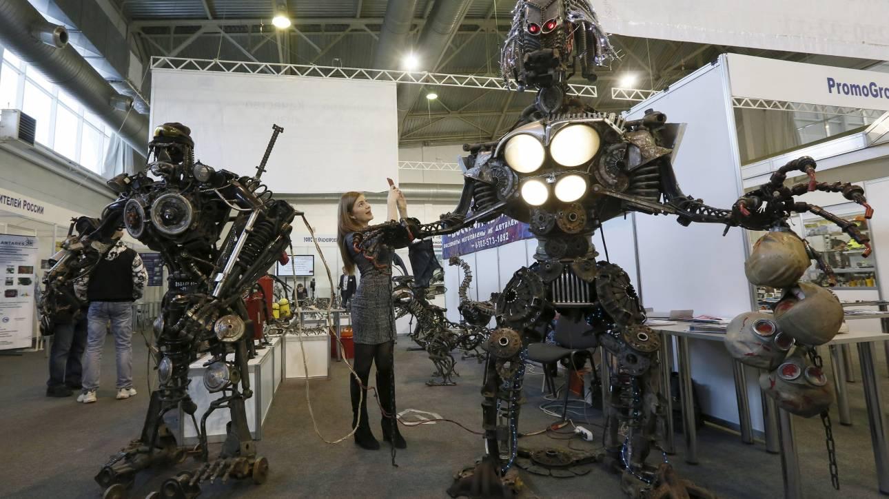 Fyodor: Η Ρωσία φιλοδοξεί να κατακτήσει το διάστημα με ένα ανδροειδές