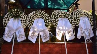 Κηδεία Παντελίδη: Εικόνες από το λαϊκό προσκύνημα