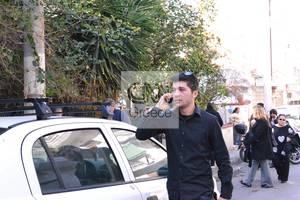 Κηδεία Παντελίδη: Παρών και ο Άρης Τσάπης στο λαϊκό προσκύνημα του δημοφιλούς τραγουδιστή