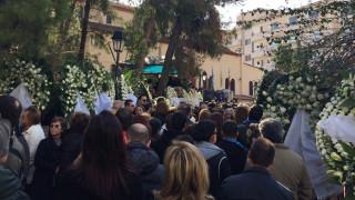 Κηδεία Παντελή Παντελίδη: Κοσμοσυρροή για το αντίο