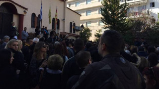 Κηδεία Παντελίδη: Φόρος τιμής από καλλιτέχνες και τραγουδιστές