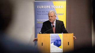 Οι προσφυγικές ροές θα αυξηθούν την Άνοιξη προειδοποιεί ο Επίτροπος Μετανάστευσης
