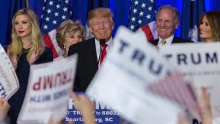 Εκλογές ΗΠΑ: Νίκες για Τραμπ και Κλίντον, εγκατέλειψε την κούρσα ο Μπους
