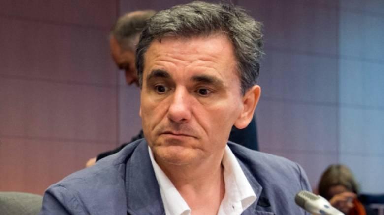 Τσακαλώτος: Κόκκινες γραμμές οι συντάξεις και το μέγεθος της δημοσιονομικής προσαρμογής