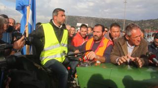 Αγρότες: Σύσκεψη στα μπλόκα μια μέρα πριν τη συνάντηση με τον Τσίπρα