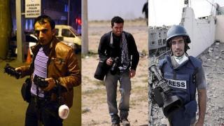 Το PKK απελευθέρωσε τους τρεις τούρκους δημοσιογράφους
