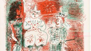 Picasso - Cocteau: Η συνάντηση στην Αθήνα