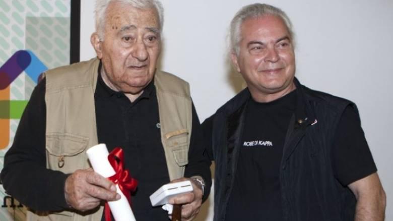 «Έφυγε» στα 92 του ο φωτορεπόρτερ Γιάννης Κυριακίδης