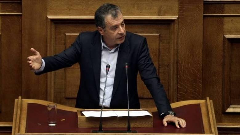 Σταύρος Θεοδωράκης: «Το Ποτάμι θα στήριζε μια κυβέρνηση όλων των δυνάμεων που ψήφισαν το μνημόνιο»