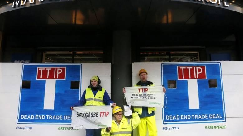Πριν την λήξη θητείας του Ομπάμα θα κλείσει η συμφωνία για την TTIP