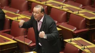 Διευκρινίσεις για τις βουλευτικές συντάξεις ζητά ο Α. Τριανταφυλλίδης