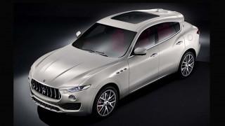 Το πρώτο τζιπ της Maserati λέγεται Levante