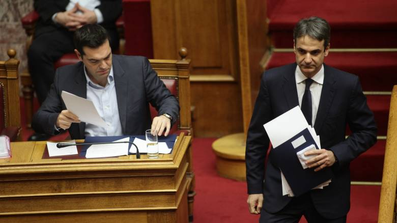 Αντιπαράθεση ΣΥΡΙΖΑ-ΝΔ για το «πόθεν έσχες» του Κυριάκου Μητσοτάκη