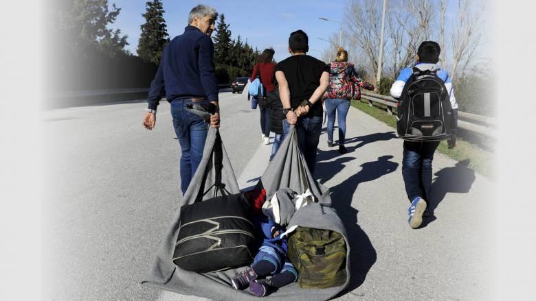 Προσφυγικό: προς de facto σφράγισμα των συνόρων με τα Σκόπια