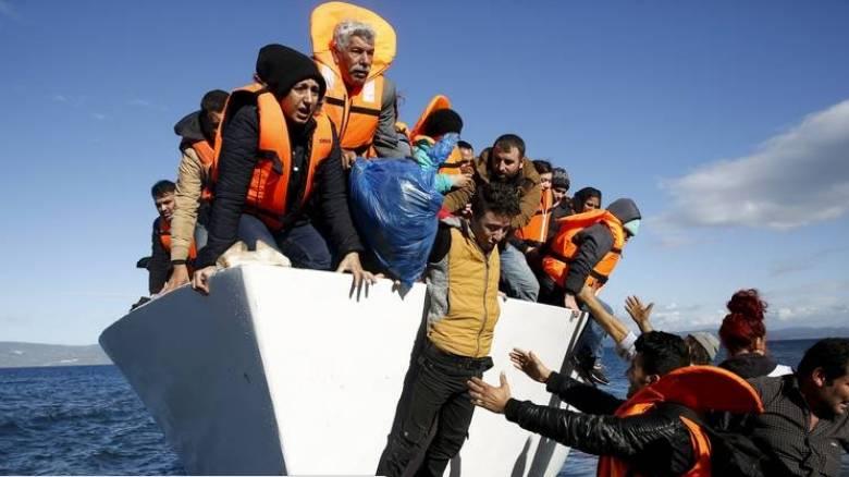 Europol: Έως 6 δις αποκόμισαν οι διακινητές προσφύγων το 2015