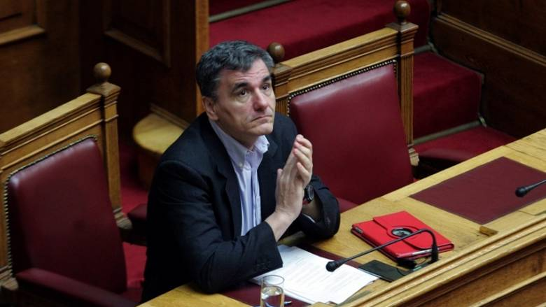 Τσακαλώτος: Προλάβαμε το bail-in και την πτώση των χρηματιστηρίων