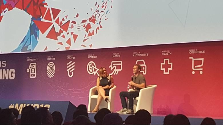 Μαρκ Ζάκερμπεργκ: μαζί με το 5G να συνδεθούν και όσοι είναι offline