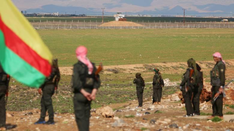 ΗΠΑ προς Τουρκία: Σταματήστε τους βομβαρδισμούς των Κούρδων