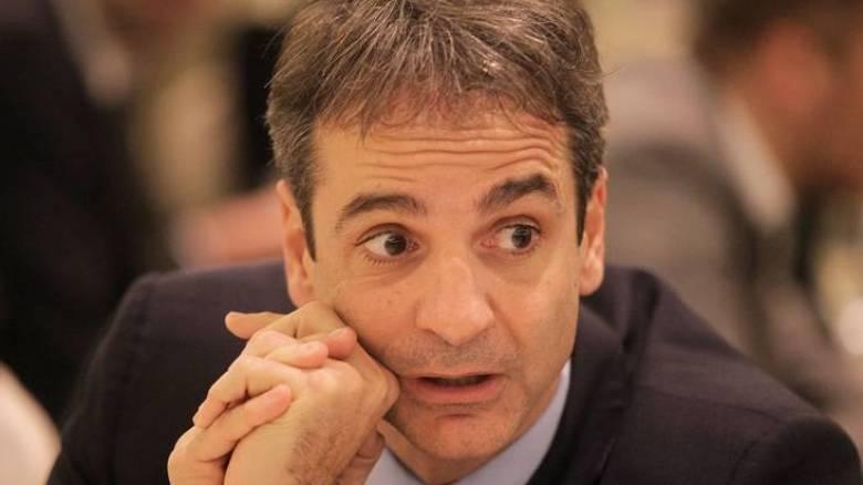 Κυρ. Μητσοτάκης: Καλύτερα εκλογές παρά οικουμενική κυβέρνηση - Δεν έχω εμπιστοσύνη στον Τσίπρα