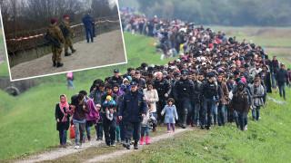 Προσφυγικό: Οι Σλοβένοι έστειλαν το στρατό στα σύνορα