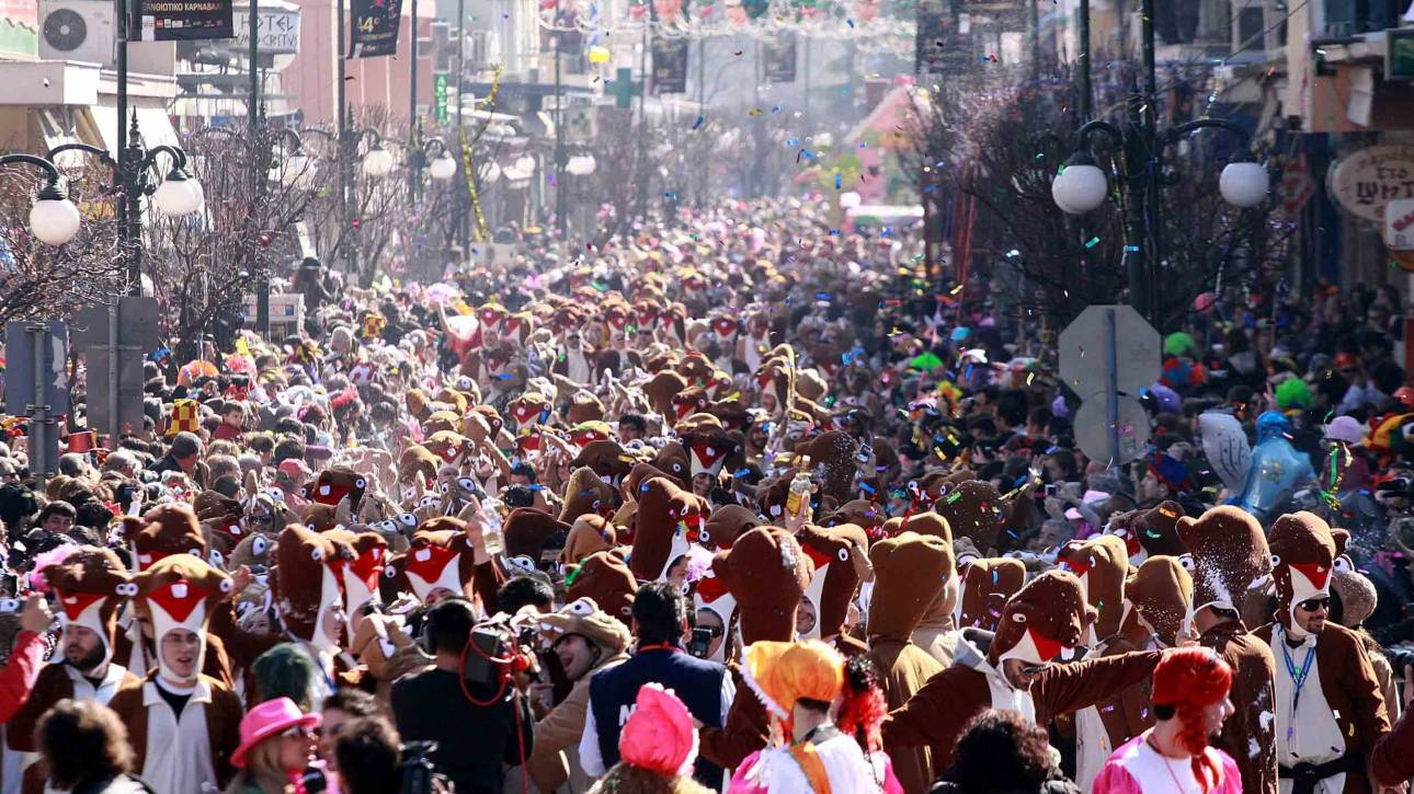 Το Καρναβάλι της Ξάνθης