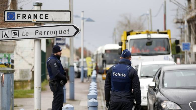 Εντατικοποιεί τους συνοριακούς ελέγχους το Βέλγιο
