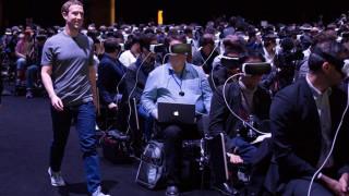 Εικόνα από το μέλλον της ανθρωπότητας; Η φωτογραφία του Ζάκερμπεργκ που διχάζει