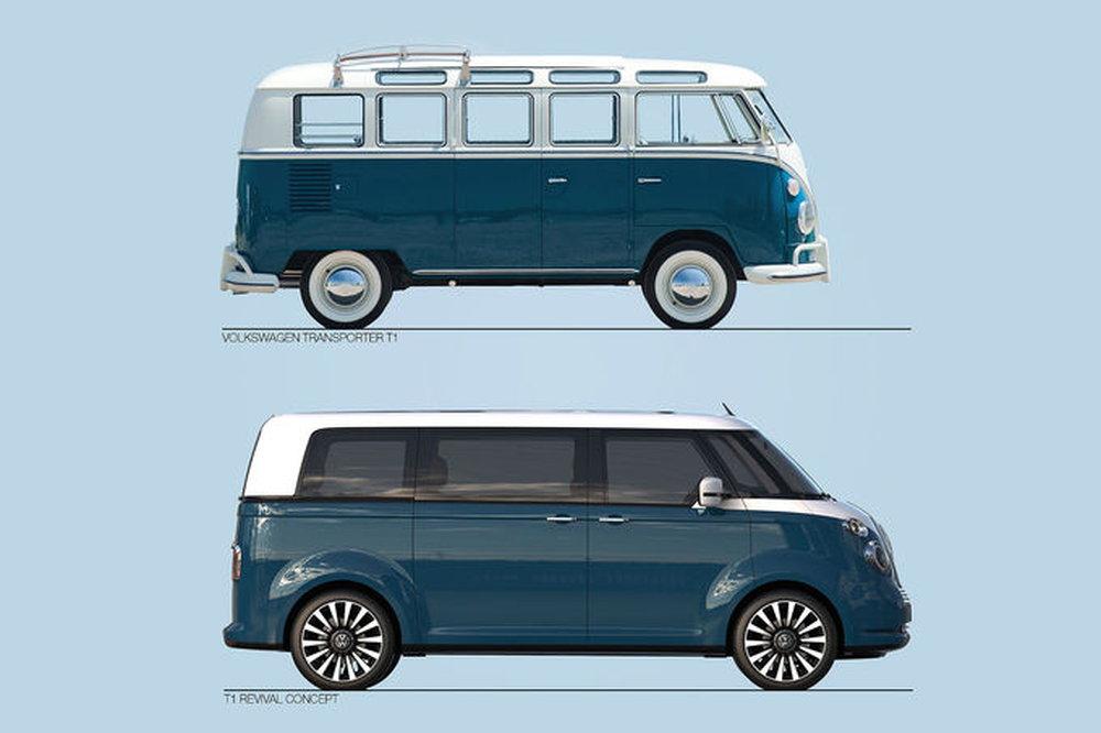 VW T1 REVIVAL CONCEPT 6