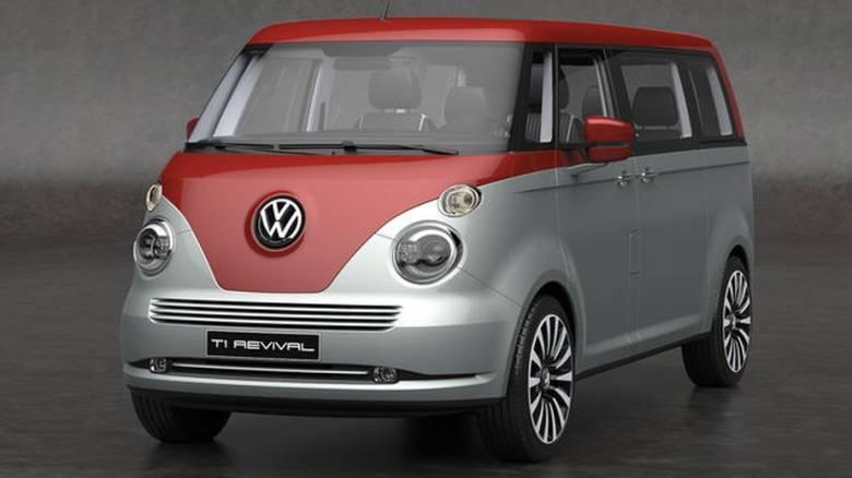 To VW T1 Revival Concept συνδυάζει επιτυχημένα το ρετρό με το σύγχρονο