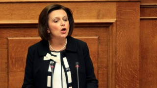 Oρκίστηκε υφυπουργός Μεταφορών η Μαρίνα Χρυσοβελώνη