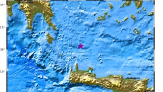 Σεισμός 4 Ρίχτερ στα Αντικύθηρα, δεν αναφέρθηκαν ζημιές